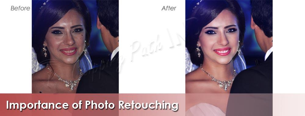 Importance of Photo Retouchin