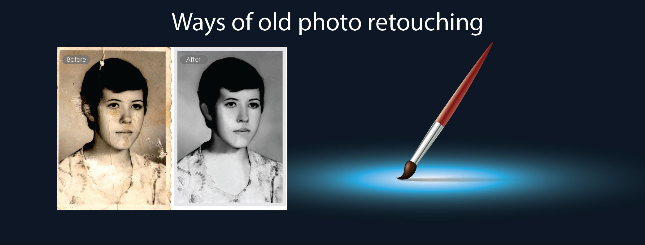 Ways of Old Photo Restoration