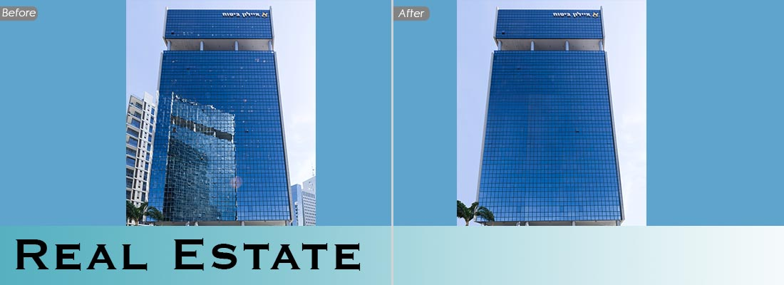 Real Estate Photo Editing Service