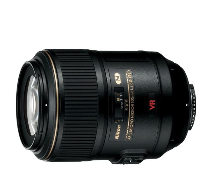 Nikon AF-S VR Micro-NIKKOR 105mm