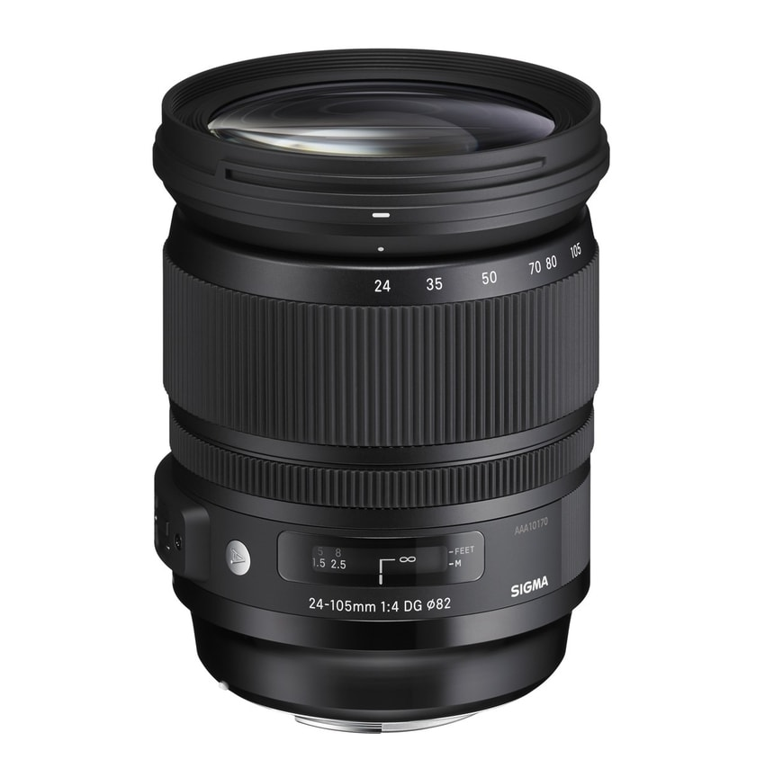 Sigma 24-105mm F4.0