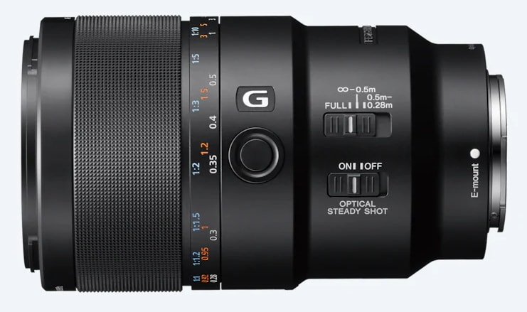 Sony FE 90mm F2.8-Best Lens for Product Photography