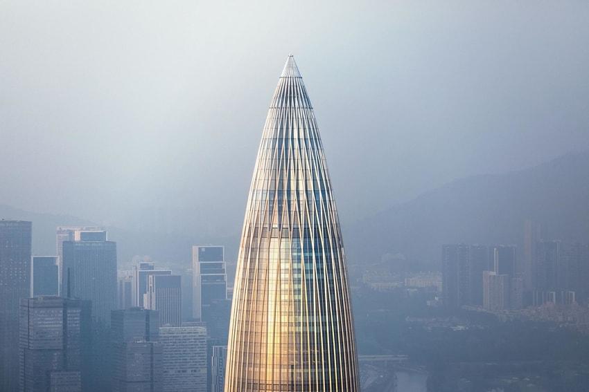 China Resources Headquarters by Su Zhewei