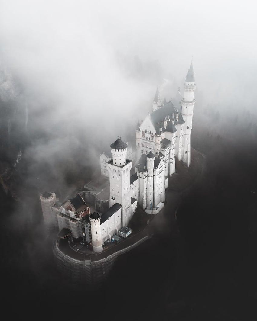 Dark Disneyland by Tommi Matz