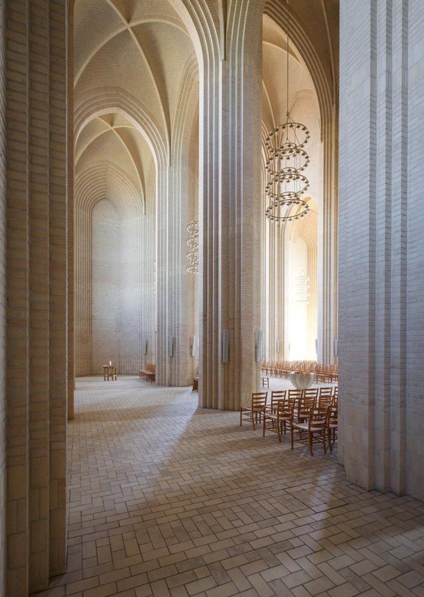 Grundtvig's Church by Joris Hoogstede- best photos