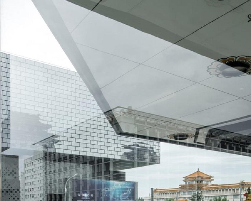 Guardian Art Center by Aurelien Chen