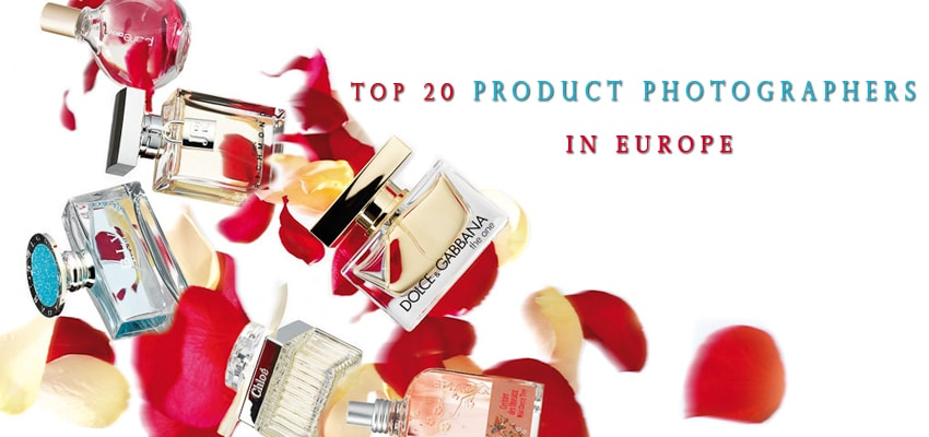 best product photographers in Europe