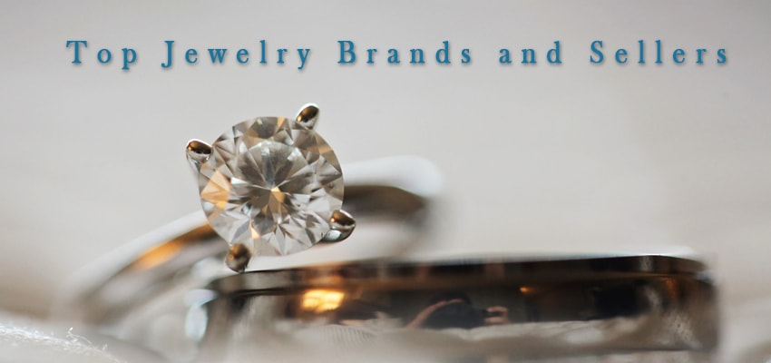Top jewelry brands and sellers