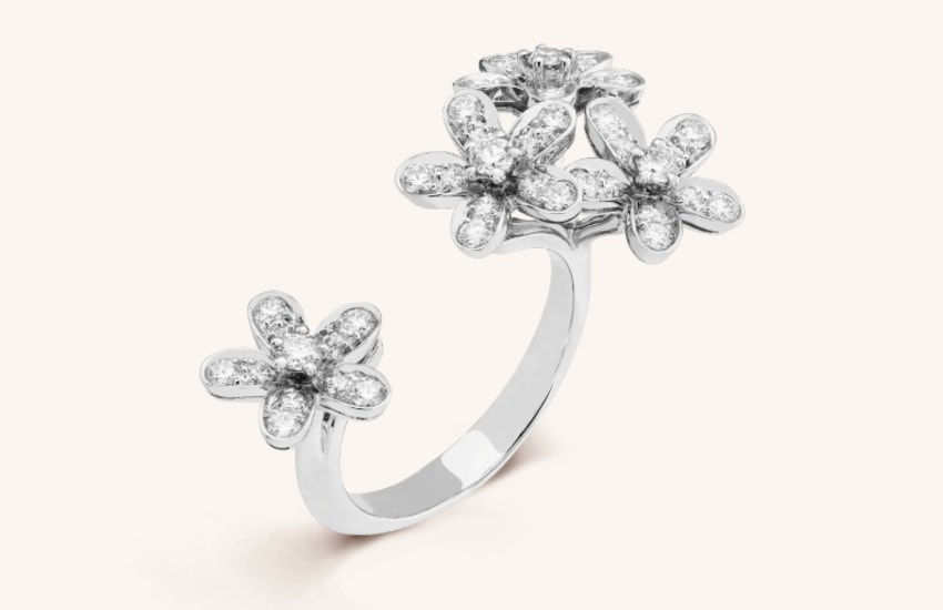 Van Cleef & Arpels- best jewelry brands