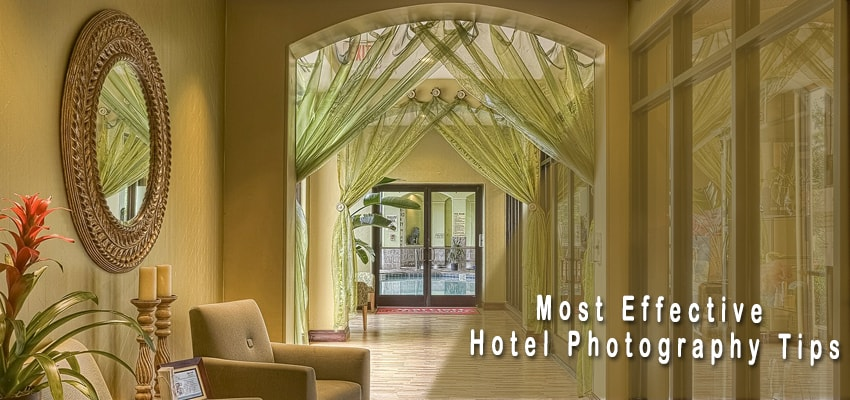 Hotel Photography Tips