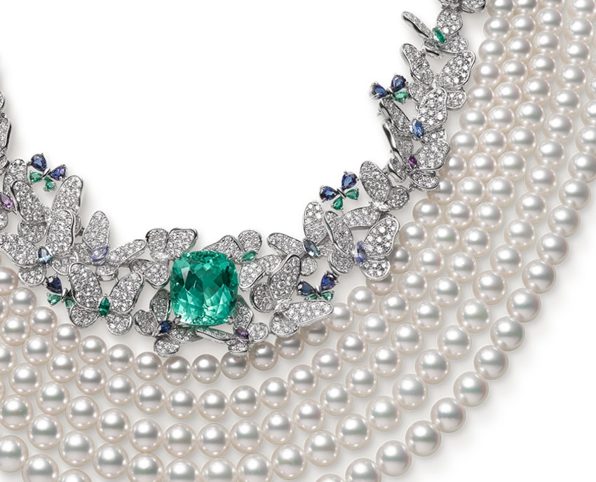 Mikimoto- Top Jewelry Brands