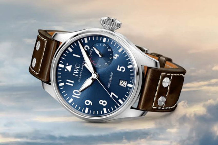 IWC Schaffhausen- top watch brand