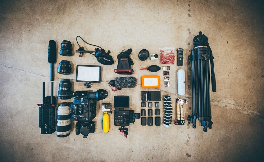 Product Photography Equipment
