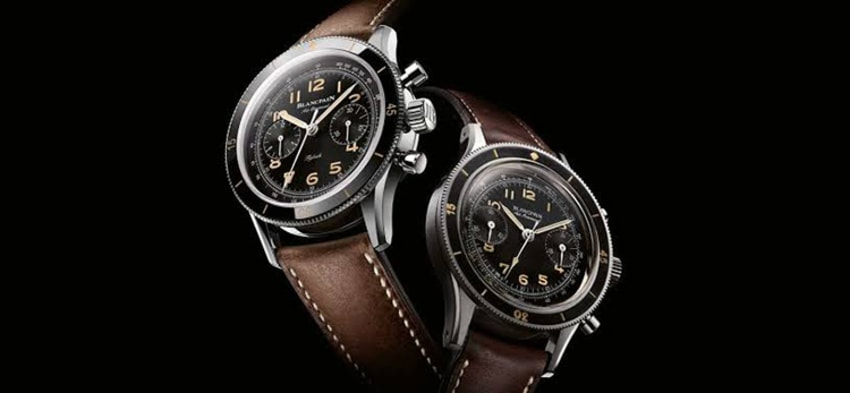 Blancpain- watch manufacturer