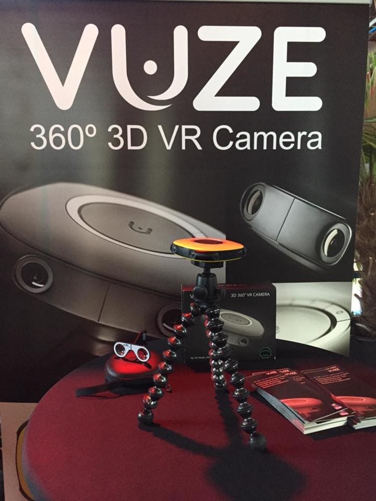 Vuze VR