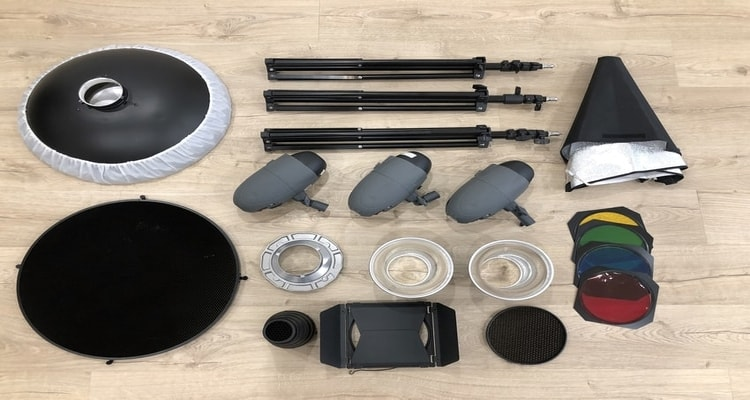 Lighting Kits For Product Photography