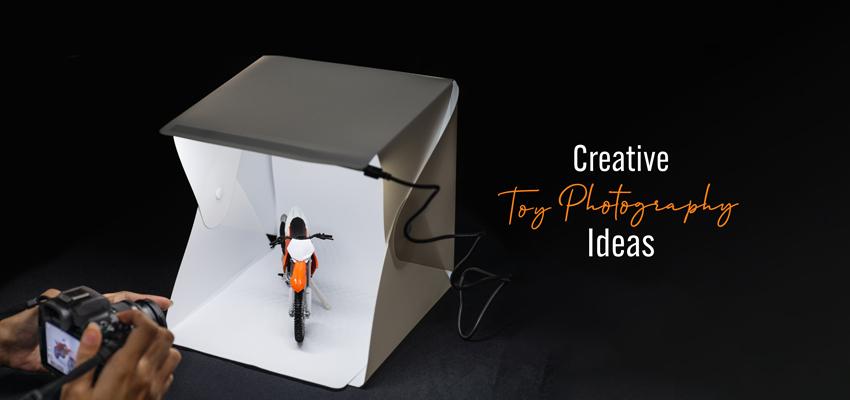 Creative Toy Photography Ideas