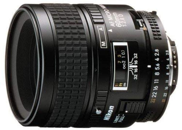 Nikon 60mm f2.8 D-AF Micro-Nikkor