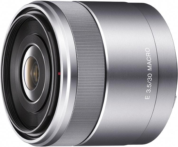 Sony E 30mm- Best Macro Lens
