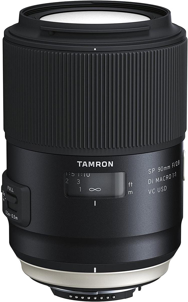 Tamron SP 90mm f2.8 Di