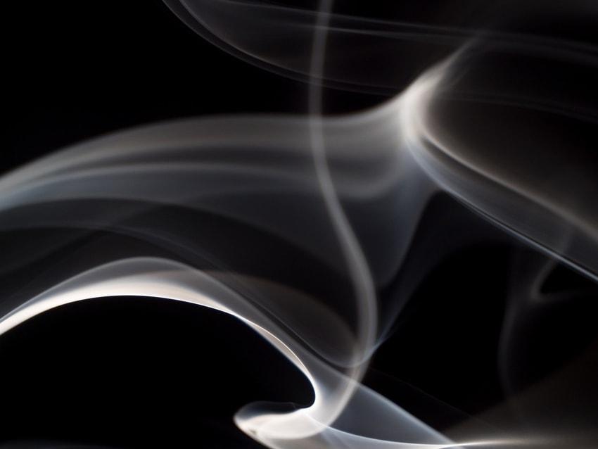 macro smoke patterns