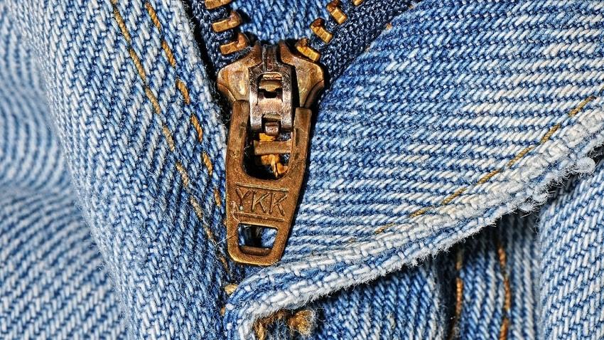macro textured cloth
